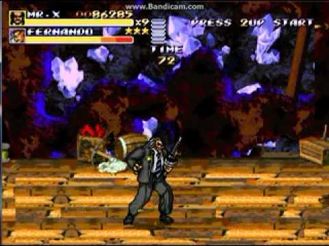 SORRV5Mod: Donkey Kong 2/8