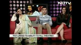 A Fitting Reply by Aamir Khan on Gender Pay Disparity