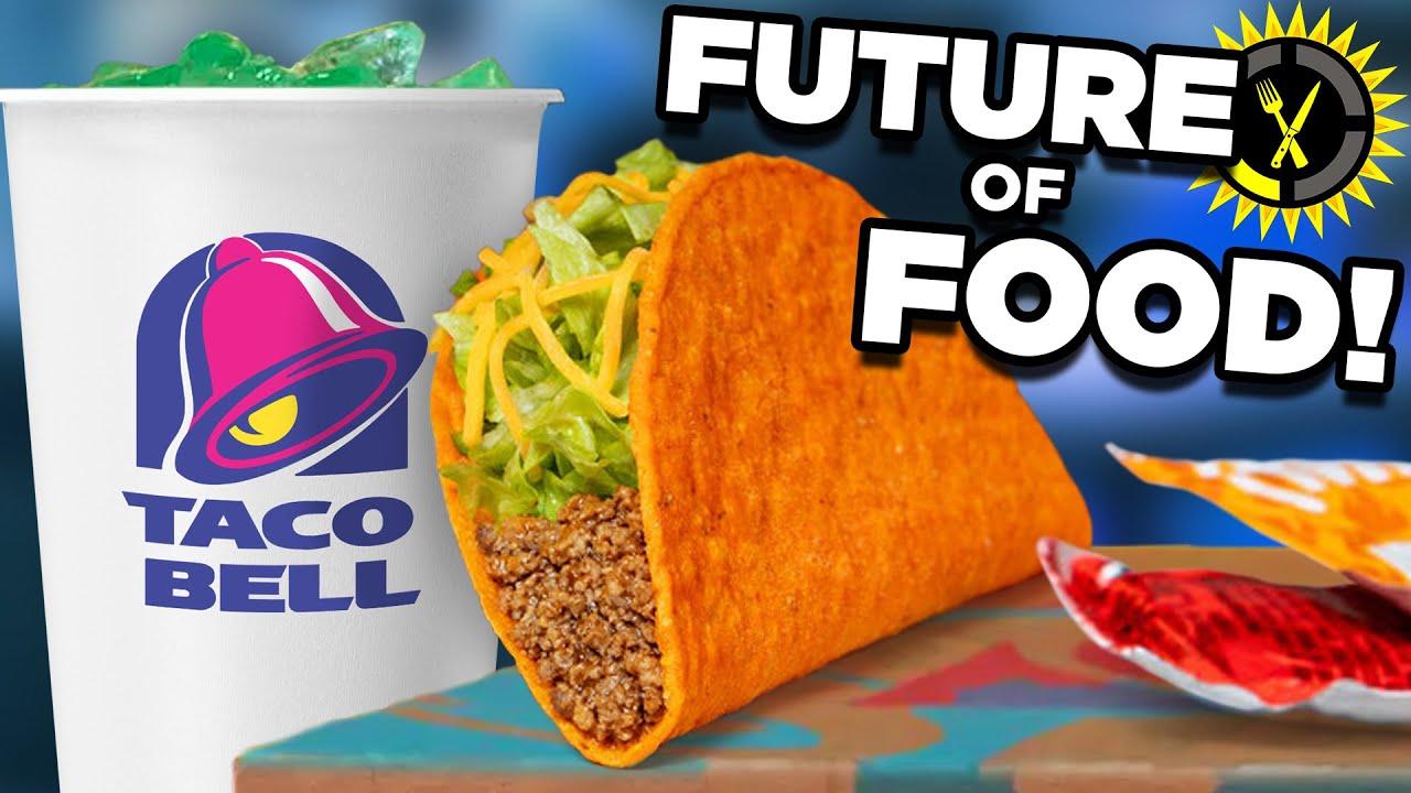 Food Theory: Taco Bell Is Killing Amazon!