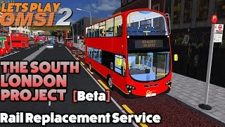 OMSI 2 - Transbus ALX400 - South London Project - Railway