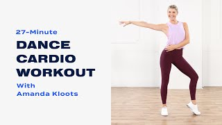 27-Minute Dance Cardio Workout With Amanda Kloots