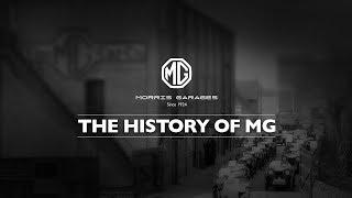 History Of Mg