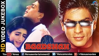 Baadshah - HD Songs | Shahrukh Khan | Twinkle Khanna | VIDEO JUKEBOX | Blockbuster Bollywood Songs