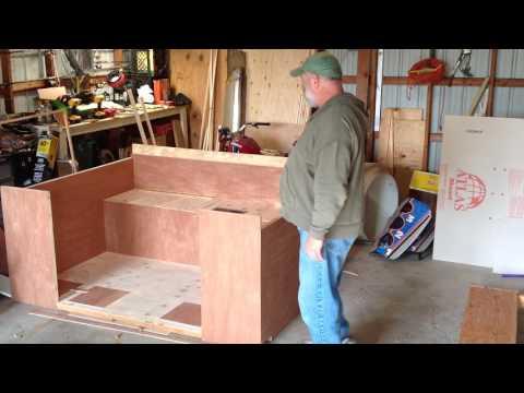 Ice Shanty Video 3