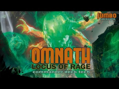 Omnath Locus of Rage Commander Deck Tech