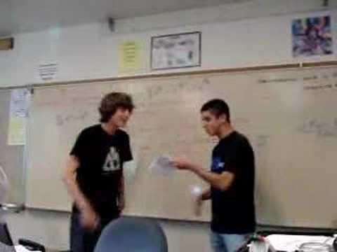 Math Rap Battle