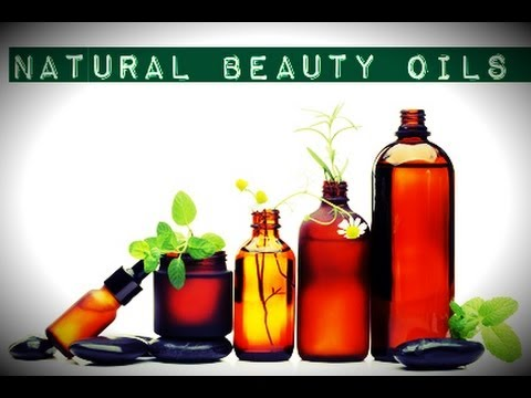 Beauty Benefits of Organic oils for Skin and Hair (Coconut oil, Argan oil, Almond oil)