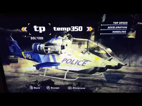 Need for Speed Most Wanted 2005 Xbox 360 Modded Save with Police, Traffic and Bonus cars