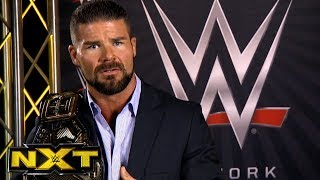 NXT Champion Bobby Roode promises to end Roderick Strong