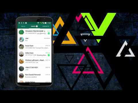 How to Use Whatsapp New Custum Reply Features - Tamil Tutorials