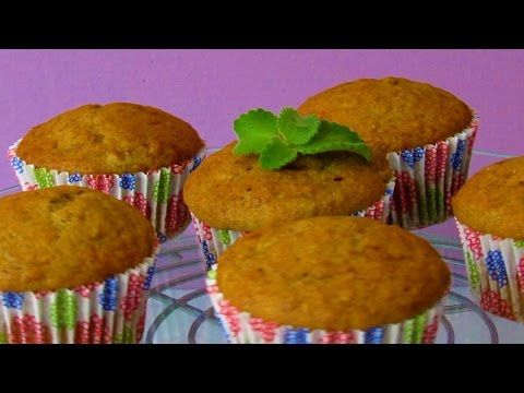How To Make Perfect Banana Muffins From Scratch - Quick & Easy Homemade Recipe For Beginners