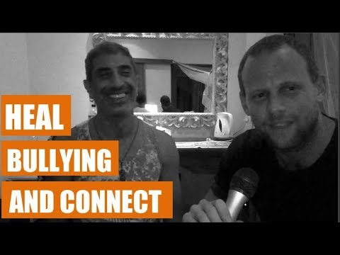 Transformed Bully Victim Shares Fascinating Ways to Connect
