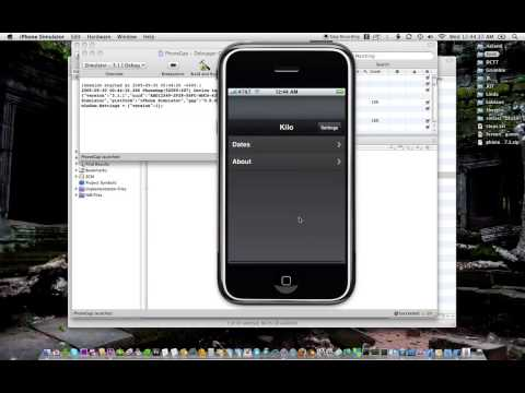 Build Native iPhone Apps with HTML, CSS, JavaScript and PhoneGap