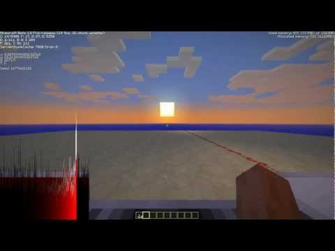 Seven‐league minecarts in Minecraft: travel at up to Mach 2