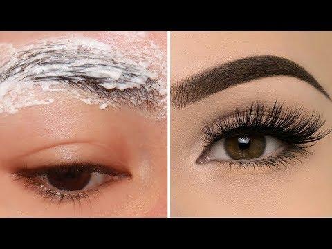 15 मिनट में आइब्रो को काला घना और लम्बा बनाने का घरेलु उपाय / how to grow Eyebrows at home