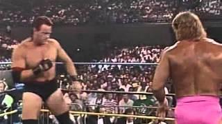 Lex Luger vs. Mean Mark Callous pt 1