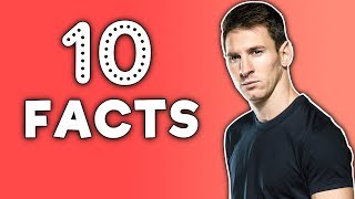 LIONEL MESSI - 10 ΠΡΑΓΜΑΤΑ ΠΟΥ ΔΕΝ ΗΞΕΡΕΣ | 10 FACTS 🔥