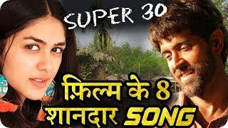 Super 30 || Super 8 Song || Hrithik Roshan || Mrunal Thakur