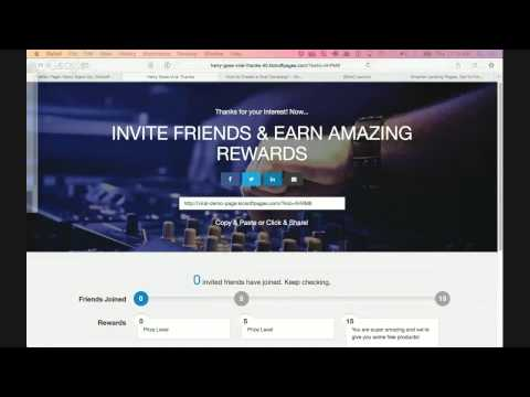 How to Create a Viral Campaign with KickoffLabs
