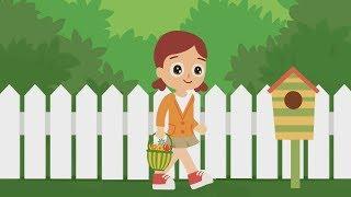 A Tisket A Tasket Nursery Song