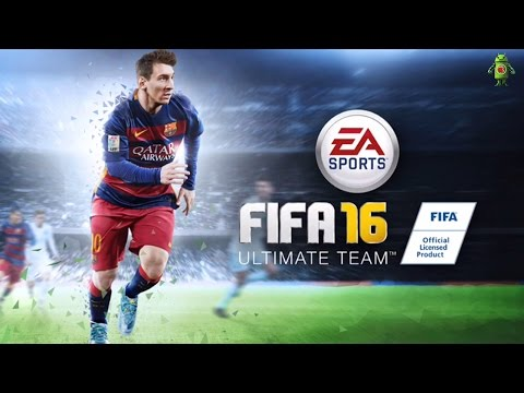 FIFA 16 Ultimate Team Android Gameplay HD