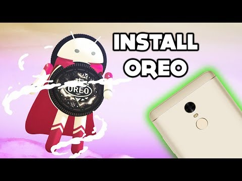 How to Install Android 8.0 Oreo Redmi Note 4X or Any Other Phone