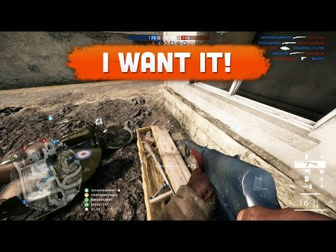 I WANT IT! - Battlefield 1 | Road to Max Rank #103