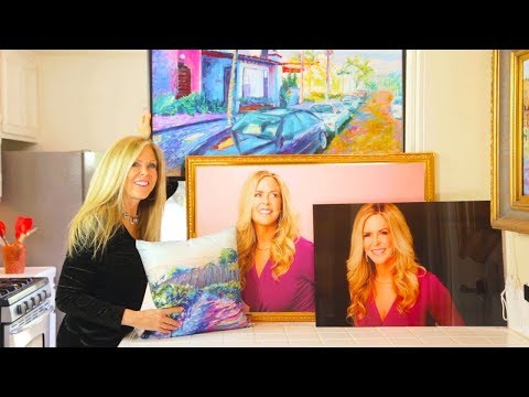 How to Get Your Photo turned into a Canvas Picture | Online Canvas and Printing -  Gift Ideas