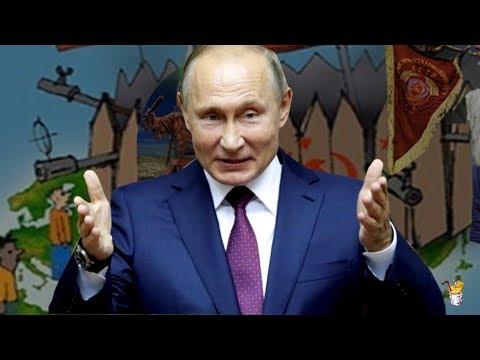 Путин ездит по ушам. Россия скатывается на дно