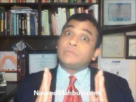 Sit-down comedy (career advice) by Naveed Mahbub: Getting quick answer to emails