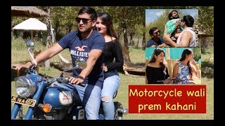 Motorcycle wali Love Story - | Lalit Shokeen Films |