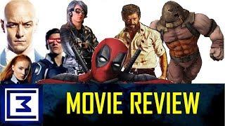 Download Deadpool 2 REVIEW X-Men Sequel Video