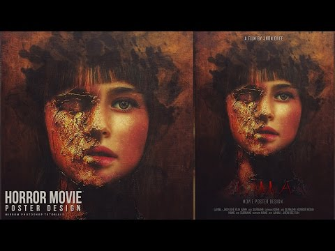 Creating a Horror Movie Poster Design With Photoshop CC