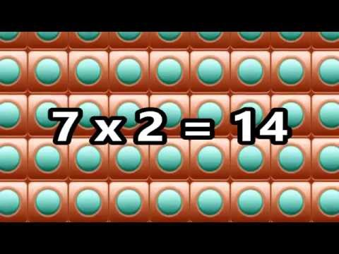 The 7 Times Table Song (Multiplying by 7) | Silly School Songs
