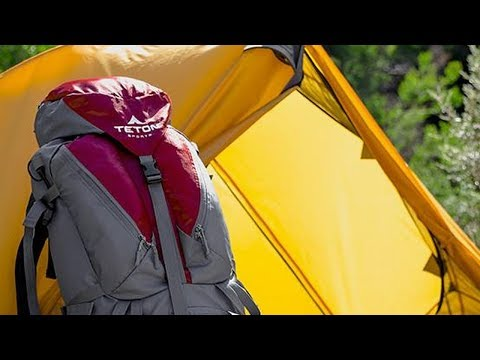 Excellent Gear for Backpacking Camping #4
