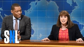 Weekend Update: Laura Parsons on the 2017 Oscars & Trans Rights - SNL