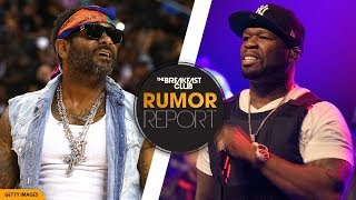 50 Cent Posts About Jim Jones Comments Toward Him On Breakfast Club