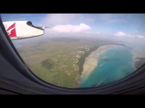 25 July 2015 Cairns to Horn island (Qantas)