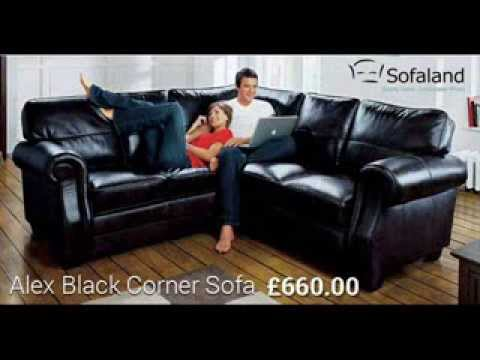 Leather sofas | Corner Sofa | Reclining Couches, Settee at www.sofaland.com