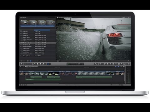 Final Cut Pro X 2013 KOSTENLOS [Deutsch / HD] (MAC)