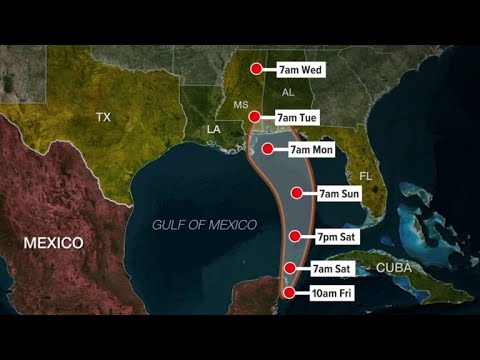 Subtropical Storm Alberto is first of 2018 hurricane season
