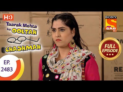 Taarak Mehta Ka Ooltah Chashmah - Ep 2483 - Full Episode - 6th June, 2018