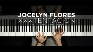 XXXTENTACION - Jocelyn Flores ft. Potsu & Shiloh Dynasty | The Theorist Piano Cover