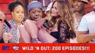 Wild 'N Out Cast Celebrates 200 Wild Episodes 🎉 🙌 | MTV