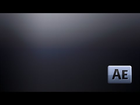 How to add effects, motion graphics in After Effects  -  Part 3.