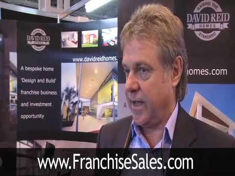 Property Franchise opportunity, advice from the David Reid Franchise