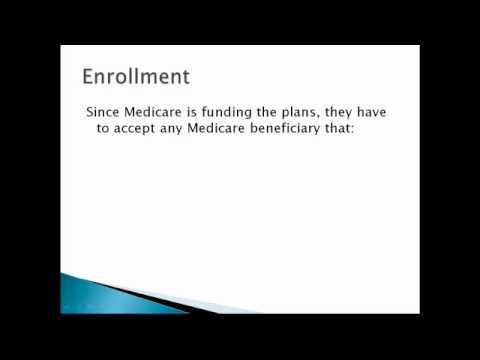 Medicare Part C Overview