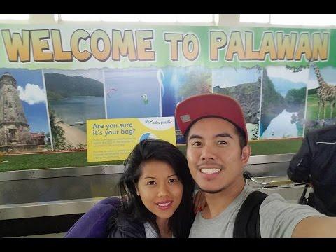 Manila to Palawan Trip 2016