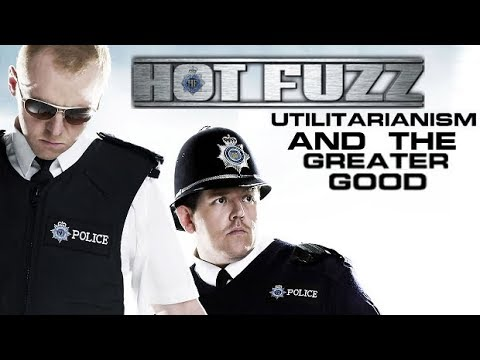 Hot Fuzz - Utilitarianism and the Greater Good | Renegade Cut