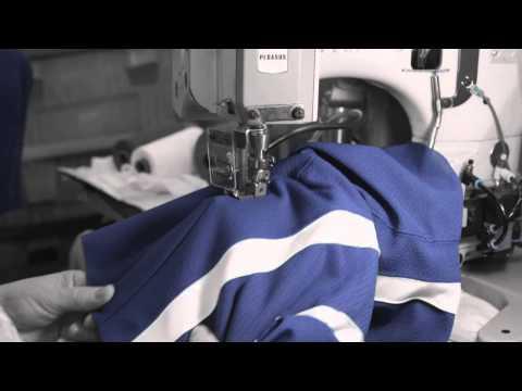 How it's made - Hockey Jersey